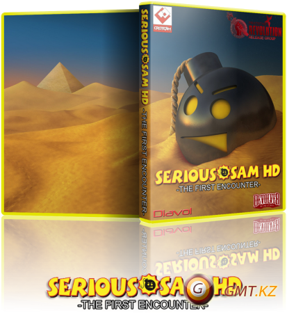 Serious Sam HD: The First Encounter (2009/RUS/ENG/RePack от R.G REVOLUTiON)
