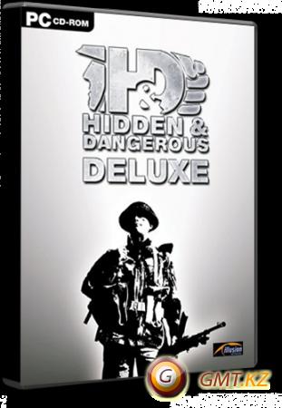 Hidden and Dangerous: Deluxe (1999/RUS/ENG/Пиратка)