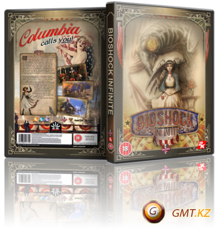 BioShock Infinite Complete Edition (2013/RUS/MULTi5/ENG/��������)