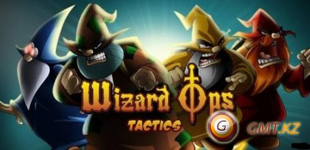Wizard Ops Tactics v.1.0 (2013/RUS/Android)