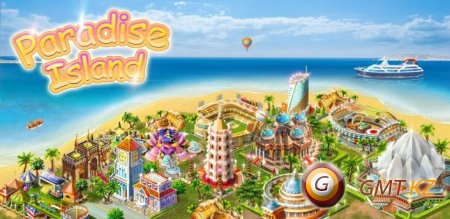 Paradise Island (2012/RUS/Android)