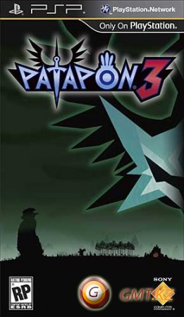 Patapon 3 (2011/RUS/ISO)