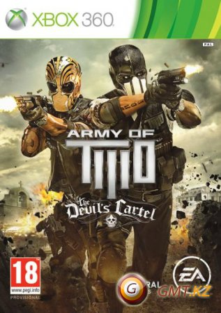 Army of Two: The Devil's Cartel (2013/Region Free/LT+3.0)