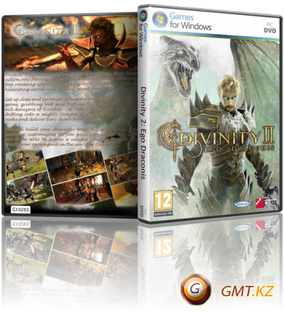 Divinity 2 Ego Draconis (2009/RUS/ENG/RePack)