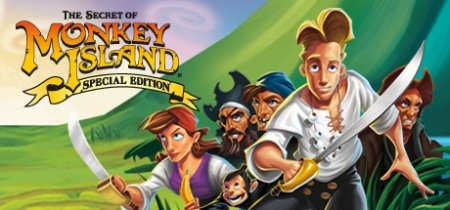 The Secret of Monkey Island: Special Edition (2009/RUS/ENG/RePack �� R.G ��������)