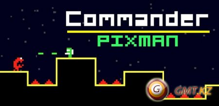Commander Pixman v.1.1.1 (2013/ENG/Android)