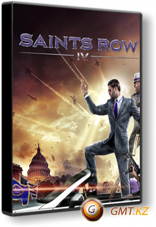 Saints Row 4 Official Trailer (2013/HD-DVD)