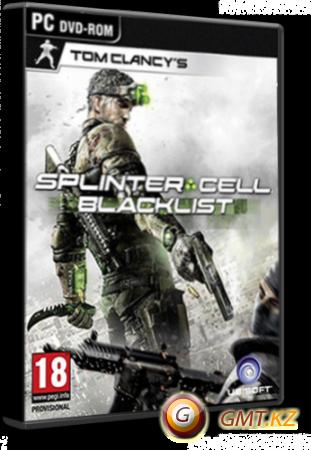 Tom Clancy's Splinter Cell: Blacklist (2013/HD-DVD)