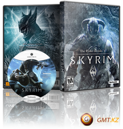 The Elder Scrolls 5 Skyrim MegaMod's Edition Pack - Recast + DLC's (2013/RUS/RePack)