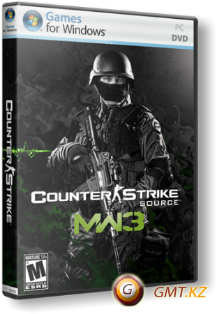 Counter Strike: Source Modern Warfare 3 (2012/RUS/Пиратка)