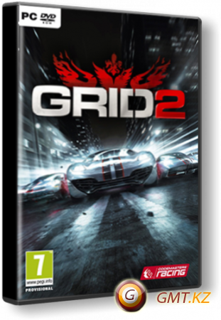 Race Driver: Grid 2 NEW Trailer Official (2013/HD-DVD)