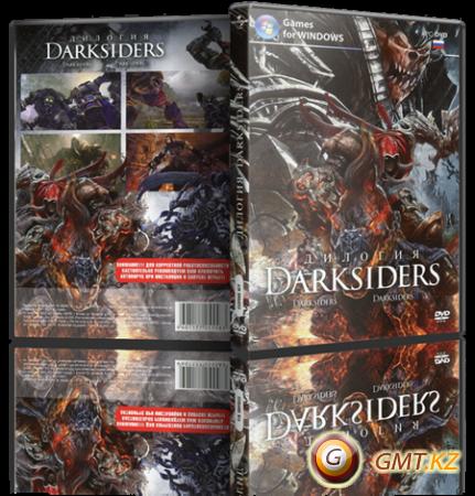 Darksiders Dilogy | Дилогия Darksiders (2010-2012/RUS/ENG/RePack от R.G. Механики)