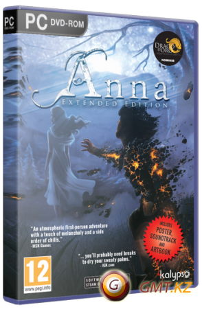Anna - Extended Edition (2013/RUS/ENG/RePack от Audioslave)