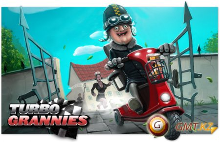 Turbo Grannies (2011/ENG/Android)