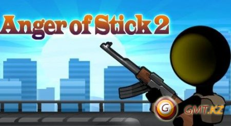 Anger of Stick 2 (2012/ENG/Android)