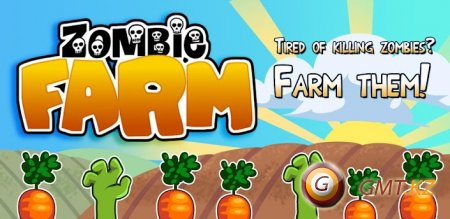 Zombie Farm v 1.2.4 (2012/ENG/Android)