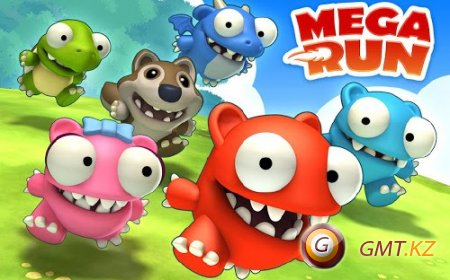 Mega Run - Redford's Adventure (2013/ENG/Android)