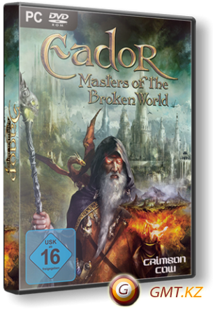 Eador: Masters of the Broken World (2013/RUS/ENG/RePack от R.G. Механики)