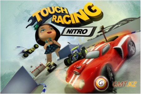 Touch Racing Nitro v1.2.3 (2012/ENG/Android)