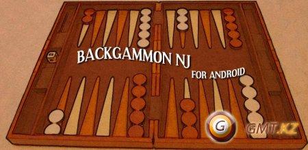 Backgammon NJ v1.2 (2012/ENG/Android)