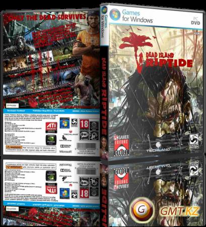 Dead Island: Riptide v.1.4.1.1.13 + 2 DLC (2013/RUS/ENG/RePack от xatab)