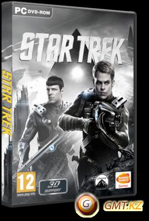 Star Trek: The Video Game + 1 DLC (2013/RUS/ENG/RePack от Audioslave)