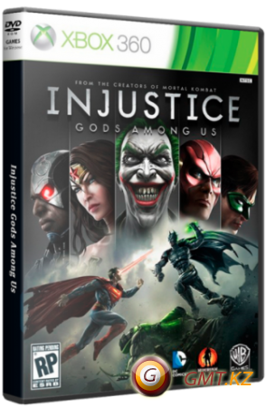 Injustice: Gods Among Us (2013/RUS/LT+ 3.0/XGD3/Region Free)