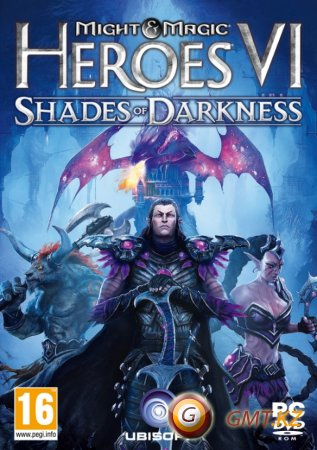Might & Magic Heroes VI - Shades of Darkness (2013/RUS/ENG/Crack by RELOADED)