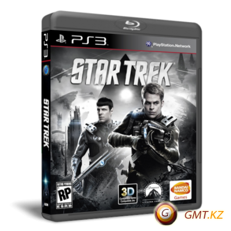 Star Trek (2013/RUS/FULL/USA/4.30/4.40)