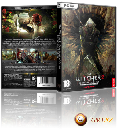 The Witcher 2: Assassins of Kings Enhanced Edition v.3.3.0 (2012/RUS/ENG/RePack от R.G. Origami)