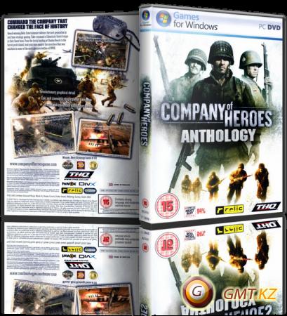 Company of Heroes Anthology (2013/RUS/ENG/RePack от R.G. Механики)