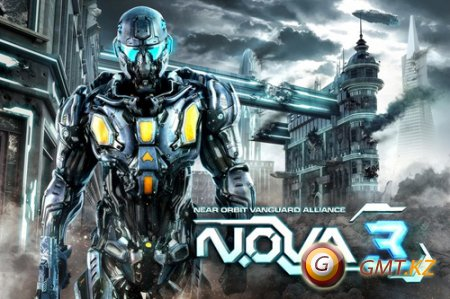N.O.V.A. 3 - Near Orbit Vanguard Alliance (2012/RUS/ENG/Android)
