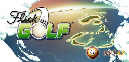 Flick Golf v1.0.1 (2012/ENG/Android)