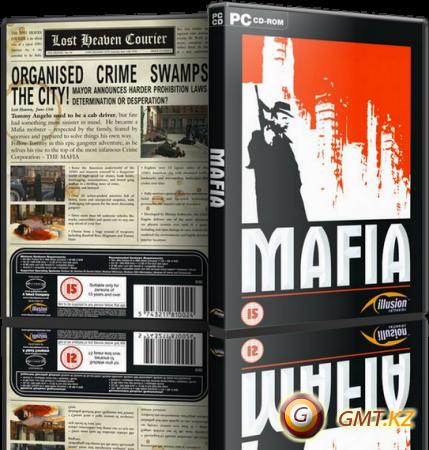 Mafia Dilogy (2002-2010/RUS/ENG/RePack от R.G. Механики)