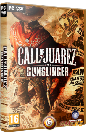 Call of Juarez Gunslinger (2013/RUS/Multi10/Лицензия)