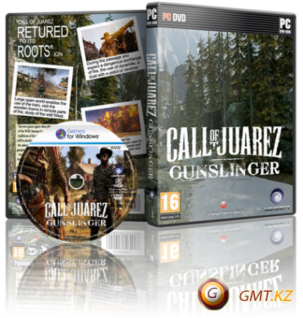 Call of Juarez Gunslinger (2013/RUS/ENG/RePack от R.G. Механики)