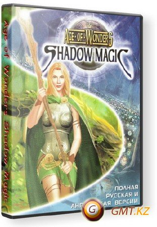 Age of Wonders: Shadow Magic (2003/RUS/ENG/Лицензия)