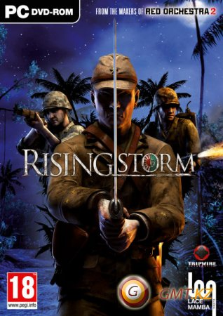 Red Orchestra 2: Rising Storm (2013/RUS/ENG/Crack by RELOADED)