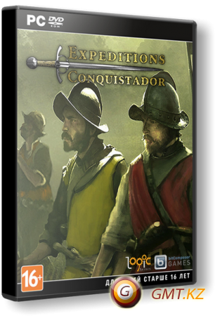 Expeditions Conquistador (2013/ENG/Лицензия)