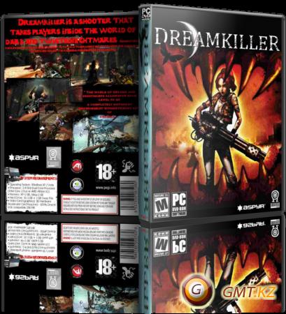 Dreamkiller: Демоны подсознания (2010/RUS/RePack)