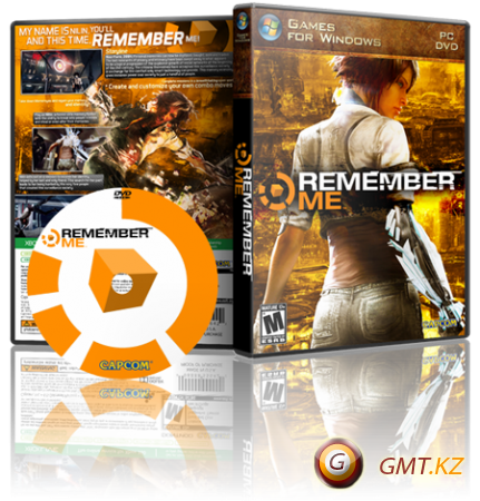 Remember Me v.1.0 + DLC (2013/RUS/ENG/Multi10/Лицензия)