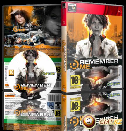 Remember Me v.1.0.2056.0 + DLC (2013/RUS/ENG/RePack от R.G. Catalyst)