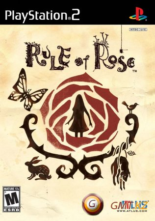 Rule of Rose (2006/RUS/NTSC)