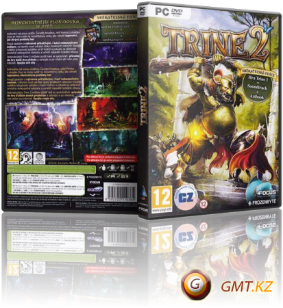 Trine 2: Complete Story + DLC (2011/RUS/ENG/RePack от =Чувак=)