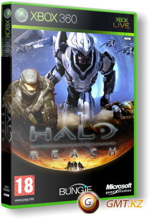 Halo Reach (2010/ENG/Region Free/LT+3.0)