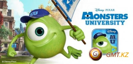 Monsters U: Catch Archie (2013/ENG/Android)