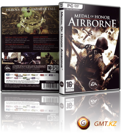 Medal Of Honor Airborne (2007/RUS/ENG/RePack от xatab)