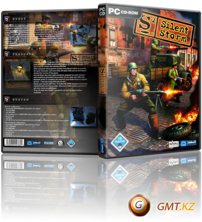 Антология Silent Storm (2003-2005/RUS/ENG/RePack от R.G. Catalyst)