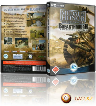 Medal of Honor Allied Assault : Breakthrough (2003/RUS/�������)