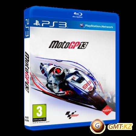 MotoGP 13 (2013/ENG/EUR/RIP/3.41/3.55/4.21/4.30/4.40/4.41)